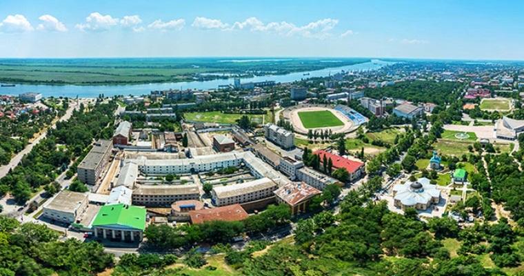 Тур по Україні : Таврійський бриз