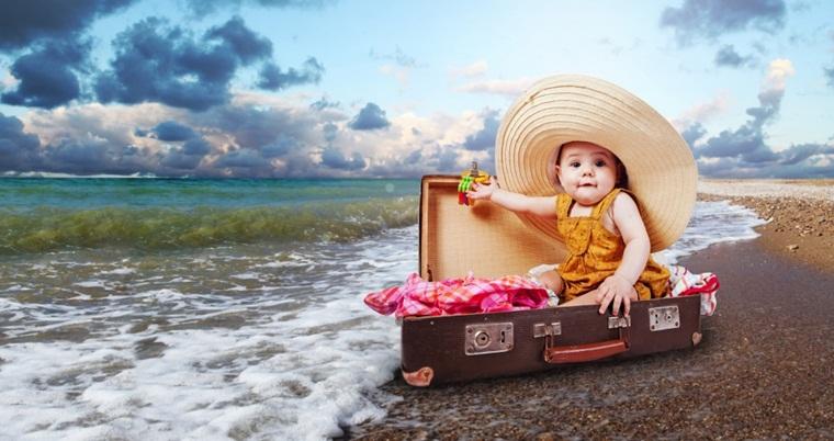 Какую одежду взять детям в отпуск?