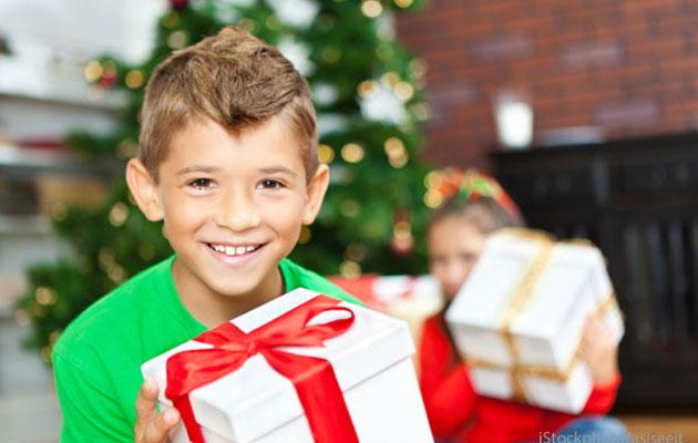 Что подарить сыну на Новый Год или день рождения