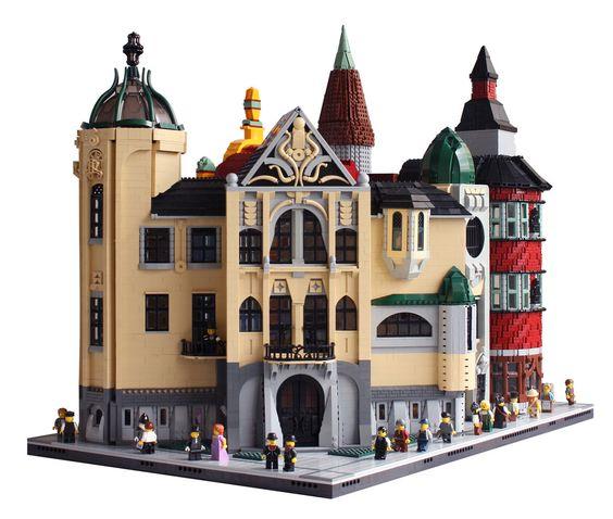 Как выбрать детский конструктор «Лего» для подростков
