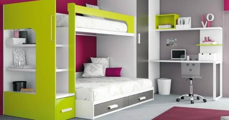 6 советов, как правильно отдохнуть на двуспальной или двухъярусной кровати