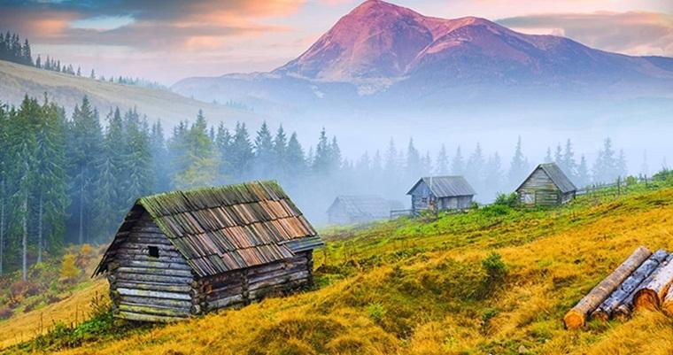 Тур по Украине: Бархатные Карпаты (5 дней)