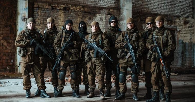 Военные игры взрослых – экстрим или отдых?