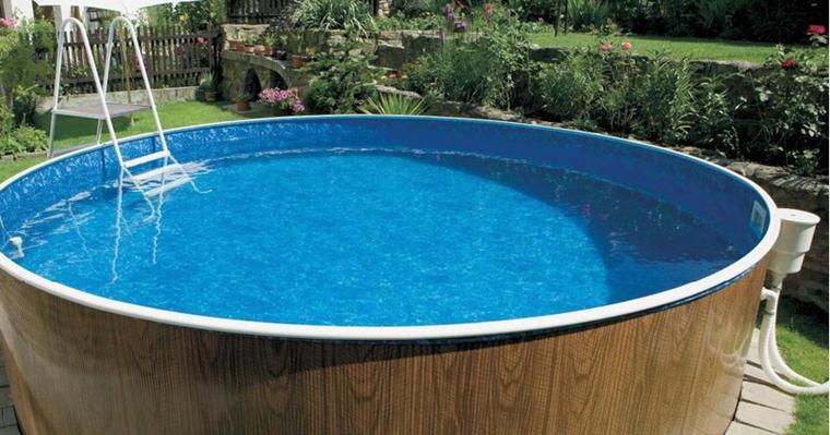 Как выбрать каркасный бассейн для дачи?