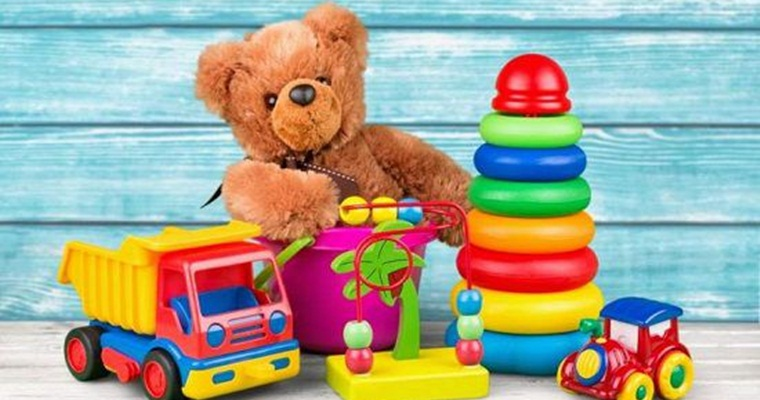 Какие детские игрушки популярны у киевлян