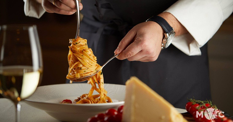 Ресторан «Montecchi Capuleti»