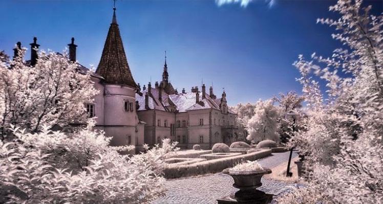 Тур по Украине: Старый Новый год на Закарпатье