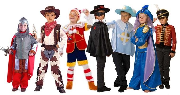 Детские костюмы на Новый Год: как выбрать