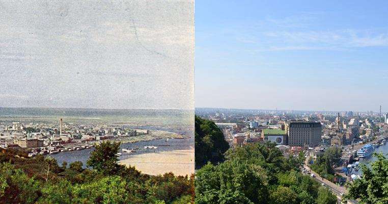 Квест-экскурсия «Киев из глубины веков до современности»