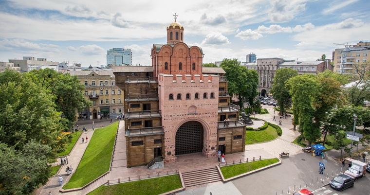 Квест-экскурсия «Вокруг стен древнего Киева»