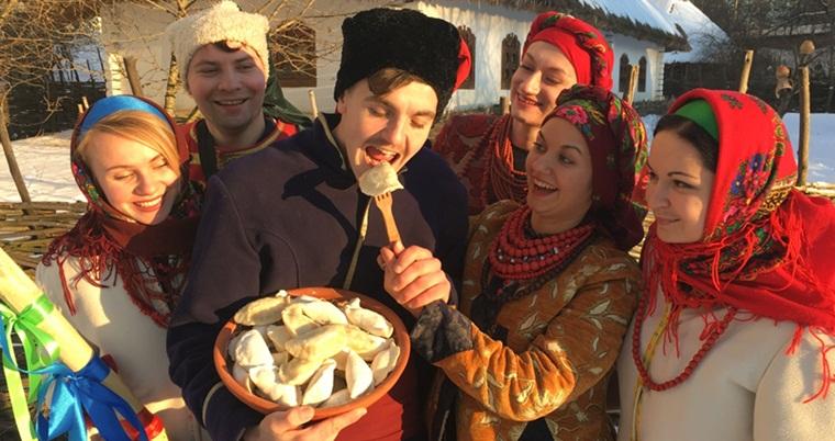 Масленица в Переяславе. Праздник Колодия