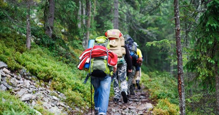 Многодневный поход по Карпатским горам