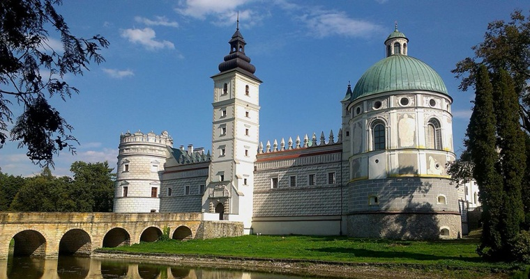 Красічінскій замок