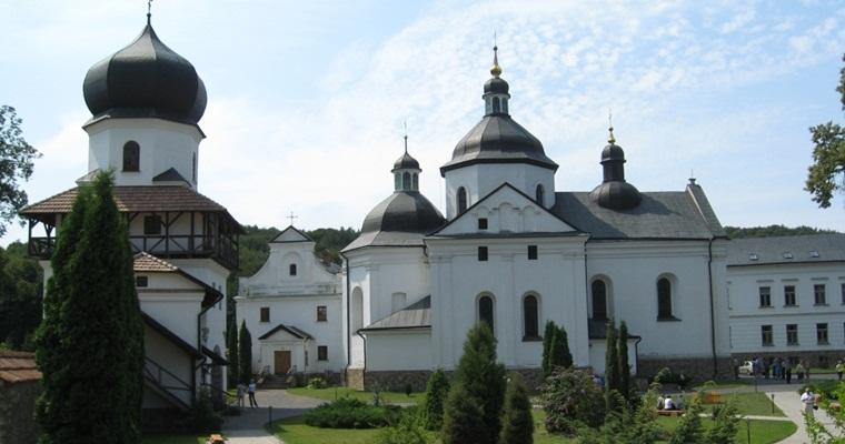 Крехівський монастир