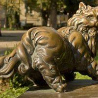 Экскурсия в Киеве: Сказки кота Пантюши