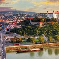 Первое путешествие Словакией
