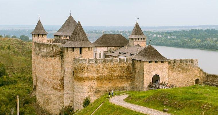 Хотинская крепость экскурсия
