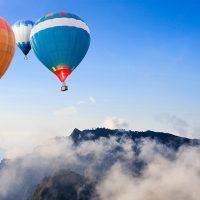 Фестиваль повітряних куль в Східниці