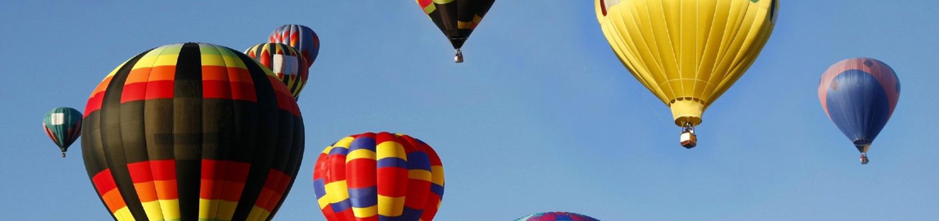 Фестиваль шаров слайдер