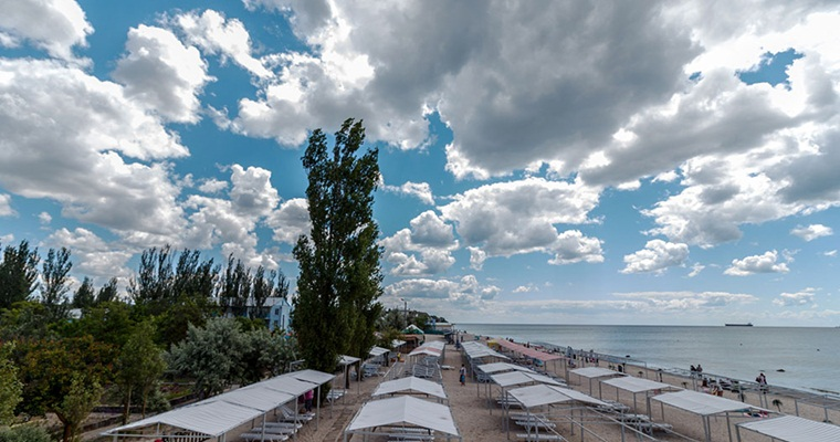 Вино, море, пляж и пансионат - отдых в Коблево в 2019 году