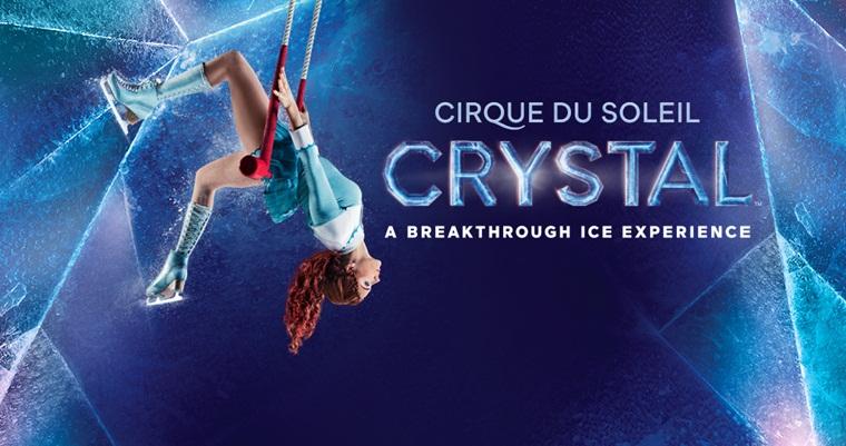 "Цирк Дю Солей. Шоу ""Crystal"""