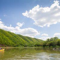 Тур по Украине: Сплав по Днестру и неизвестная Франковщина