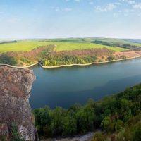 Тур по Украине: Днестровский каньон и тайны Покутья
