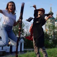Гарри Поттер и Древний Киев