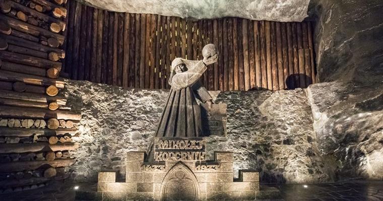 Музей «Солевая шахта»