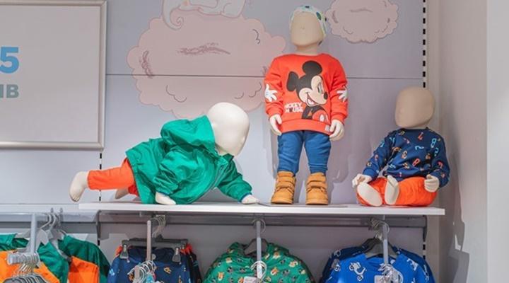ТОП-10 магазинов одежды для детей в ТЦ «Ашан Рив Гош»