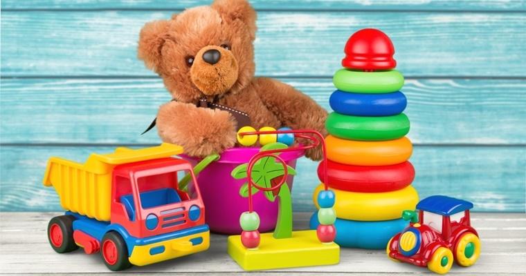 Самые популярные детские игрушки