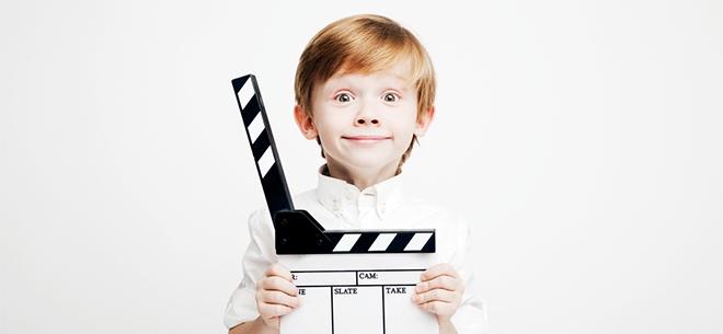 Кастинг-шоу для детей фото