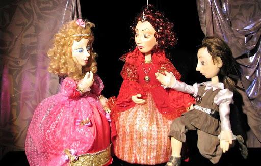Ляльковий театр на дитяче свято фото