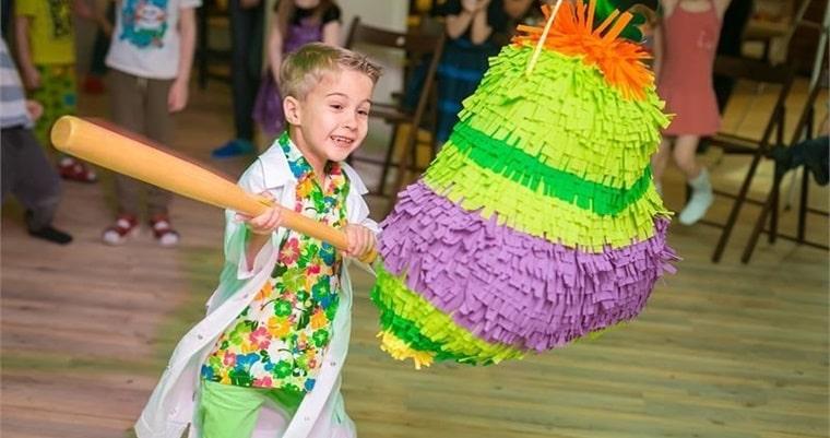 Піньята на дитяче свято фото