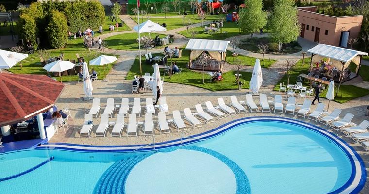 WISH AQUA & SPA RESORT - загородный курорт под Киевом