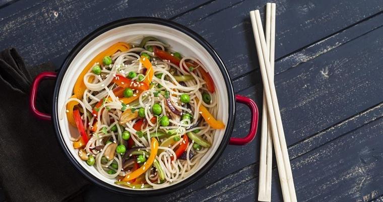 Как приготовить суши и азиатскую лапшу как в ресторане