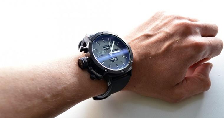 Шикарные часы от U-Boat