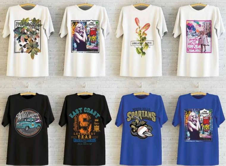 Где можно сделать печать на футболке в качестве подарка?